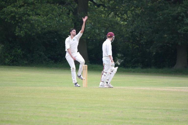Under 17 Cricket at Moseley Ashfield