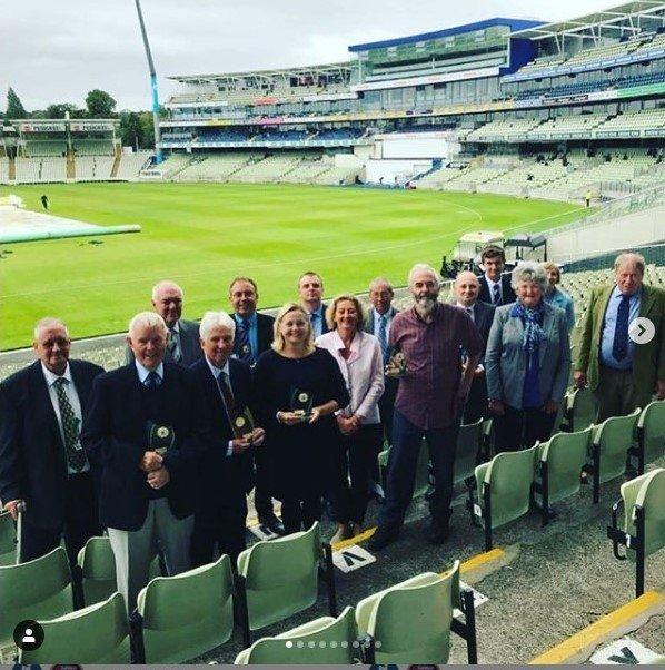 2019 Warwickshire Cricket Board OSCAs