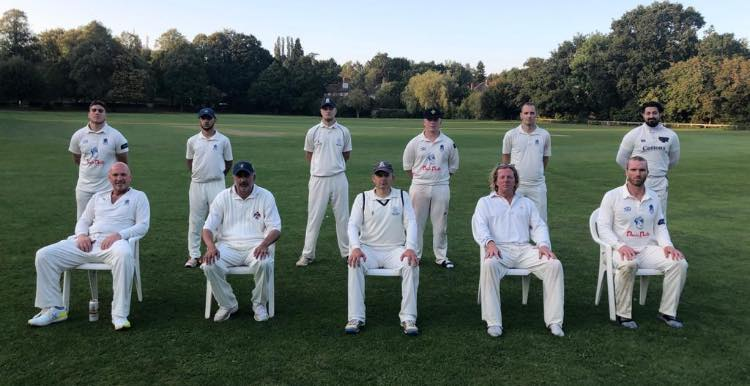 2nd XI Warwickshire League (Birmingham Group C) Winners 2020